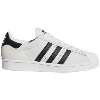 Pantofi Bărbați Pantofi de skate adidas Originals Superstar adv Alb