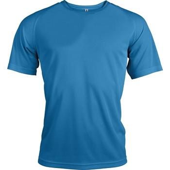 Îmbracaminte Bărbați Tricouri mânecă scurtă Proact T-Shirt manches courtes  Sport bleu ciel