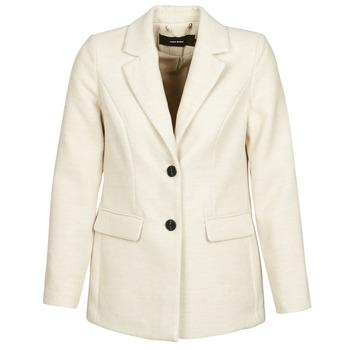 Îmbracaminte Femei Paltoane Vero Moda VMCALA Alb