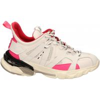Pantofi Femei Pantofi sport Casual La Carrie SNEAKER ALLACCIATA bianco