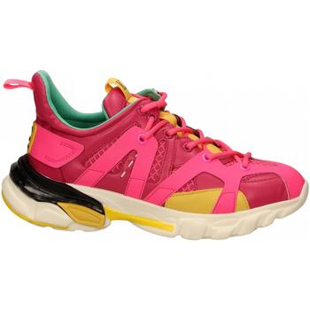 Pantofi Femei Pantofi sport Casual La Carrie SNEAKER ALLACCIATA fuxia