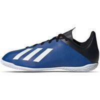 Pantofi Băieți Fotbal adidas Originals X 194 IN Negre,Albastru marim