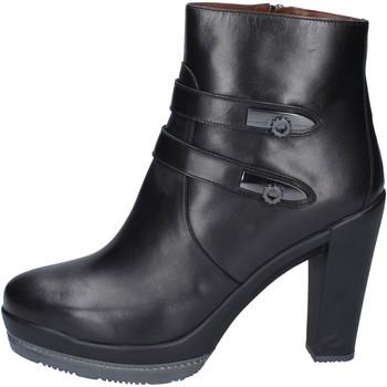 Pantofi Femei Botine Guardiani BN363 Negru