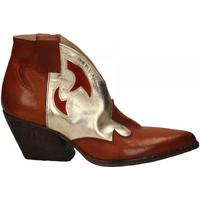 Pantofi Femei Botine Elena Iachi WASH cuoio-platino