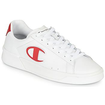 Pantofi Bărbați Pantofi sport Casual Champion M 979 LOW Alb / Roșu