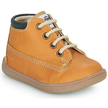 Pantofi Băieți Pantofi sport stil gheata GBB NORMAN Galben