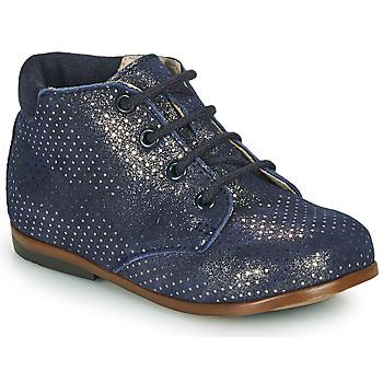 Pantofi Fete Ghete GBB TACOMA Albastru