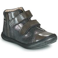Pantofi Fete Pantofi sport stil gheata GBB ODITA Gri