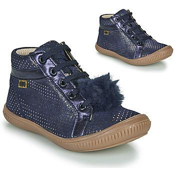 Pantofi Fete Pantofi sport stil gheata GBB ISAURE Albastru