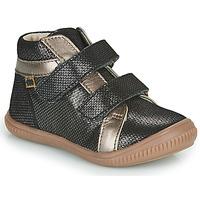 Pantofi Fete Pantofi sport stil gheata GBB EDEA Negru