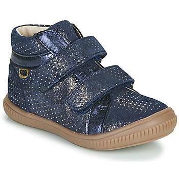 Pantofi Fete Pantofi sport stil gheata GBB EDEA Albastru
