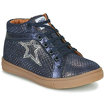 Pantofi Fete Pantofi sport stil gheata GBB NAVETTE Albastru