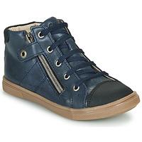 Pantofi Băieți Pantofi sport stil gheata GBB KAMIL Albastru