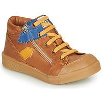 Pantofi Băieți Pantofi sport stil gheata GBB IONNIS Maro