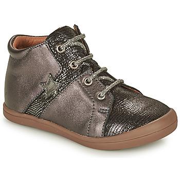 Pantofi Fete Pantofi sport stil gheata GBB DUANA Gri