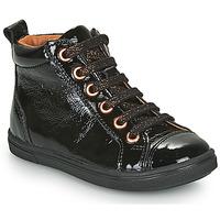 Pantofi Fete Pantofi sport stil gheata GBB INNA Negru