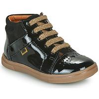 Pantofi Fete Pantofi sport stil gheata GBB THEANA Negru