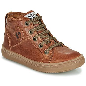 Pantofi Băieți Pantofi sport stil gheata GBB KELIG Maro