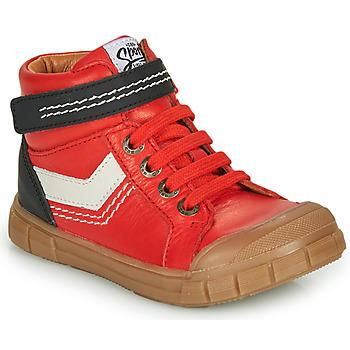Pantofi Băieți Pantofi sport stil gheata GBB BAO Roșu