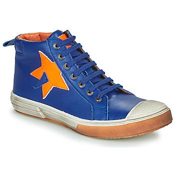 Pantofi Băieți Pantofi sport stil gheata GBB OCALIAN Albastru