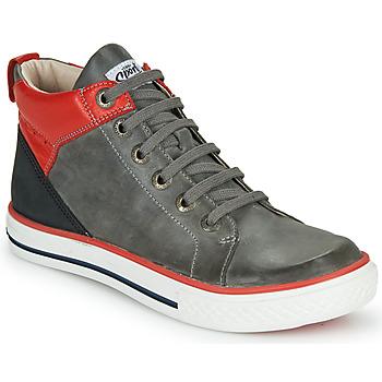 Pantofi Băieți Pantofi sport stil gheata GBB MERINO Gri