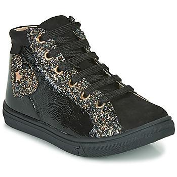 Pantofi Fete Pantofi sport stil gheata GBB MARTA Negru