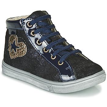 Pantofi Fete Pantofi sport stil gheata GBB MARTA Albastru