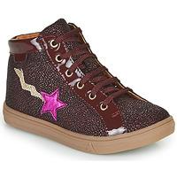 Pantofi Fete Pantofi sport stil gheata GBB TADEA Bordo