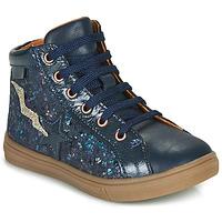 Pantofi Fete Pantofi sport stil gheata GBB TADEA Albastru