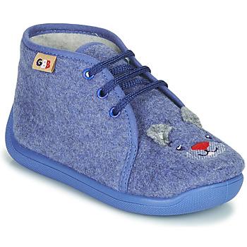 Pantofi Băieți Papuci de casă GBB KYLAE Albastru