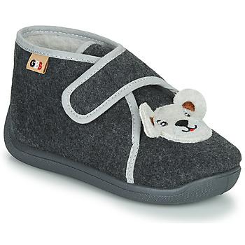 Pantofi Copii Papuci de casă GBB KEELIO Gri