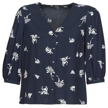 Îmbracaminte Femei Cămăși și Bluze Vero Moda VMJILLEY Bleumarin