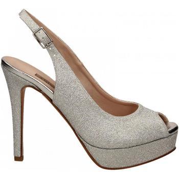 Pantofi Femei Sandale  Albano MESH argento