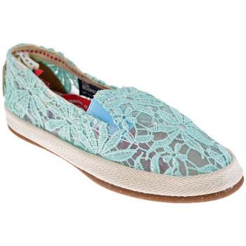 Pantofi Femei Espadrile O-joo  verde
