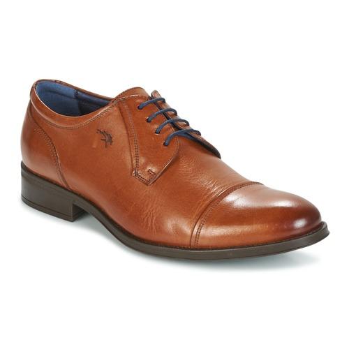 Pantofi Bărbați Pantofi Derby Fluchos HERACLES Maro