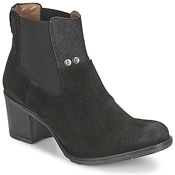 Pantofi Femei Botine G-Star Raw DEBUT ANKLE GORE Negru