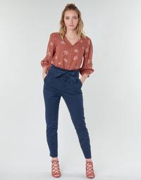 Îmbracaminte Femei Pantalon 5 buzunare Vero Moda VMEVA Bleumarin