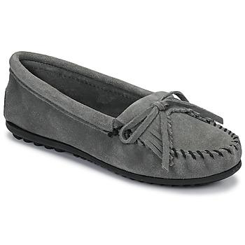 Pantofi Femei Mocasini Minnetonka KILTY Gri