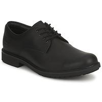 Pantofi Bărbați Pantofi Derby Timberland EK STORMBUCK PLAIN TOE OXFORD Negru