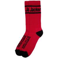 Accesorii Bărbați Sosete Jacker After logo socks roșu