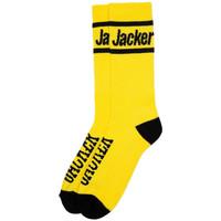 Accesorii Bărbați Sosete Jacker Holy molley socks galben