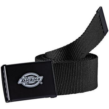 Accesorii textile Bărbați Curele Dickies Orcutt  webbing belt Negru