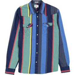 Îmbracaminte Bărbați Echipamente sport Wrangler Chemise  Western 2 Pocket multicolore