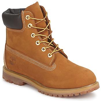 Pantofi Femei Ghete Timberland 6IN PREMIUM BOOT - W Maro
