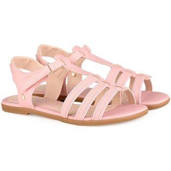 Pantofi Fete Sandale  Bibi Shoes Sandale Fete Bibi Fresh Roz Roz