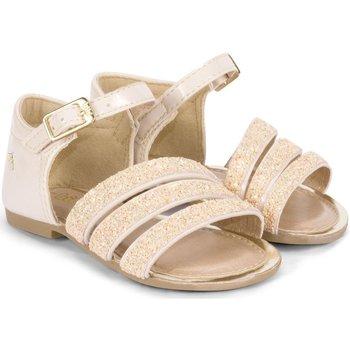 Pantofi Fete Sandale  Bibi Shoes Sandale Fete Miss Bibi Sampanie/Glitter Roz