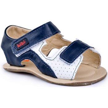 Pantofi Băieți Sandale  Bibi Shoes Sandale baieti BIBI Afeto Blue Bleumarin