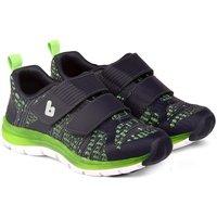 Pantofi Băieți Sneakers Bibi Shoes Pantofi Sport Baieti Bibi Glub New Verde/Bleumarin Bleumarin