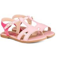 Pantofi Fete Sandale  Bibi Shoes Sandale Fete Bibi Fresh Roz/Ciclamen Roz
