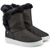 Pantofi Fete Cizme Bibi Shoes Cizme Fete Bibi Urban Negre Cu Detaliu Blanita Negru